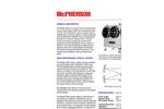 McPherson - Model 2035 - 350mm Czerny-Turner Spectrometer - Data Sheet