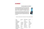 McPherson - Model 621 - Universal Light Source System - Data Sheet