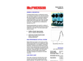 McPherson - Model 2035 - Double Monochromator for Additive or Subtractive Mode Operation - Data Sheet