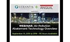 Air Pollution Abatement Technology Overview - Video