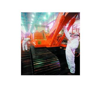 Air pollution control for the paint & painted products industry - Paint