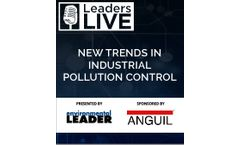New Trends in Industrial Pollution Control - Video