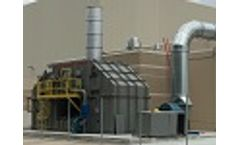 Features and Operation of an Anguil Regenerative Thermal Oxidizer (RTO) - Video
