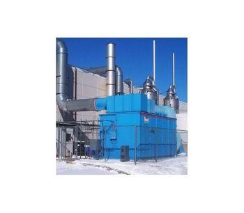 Catalytic Recuperative Oxidizer-1