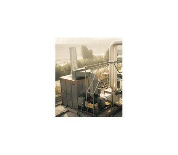 Catalytic Recuperative Oxidizer-2