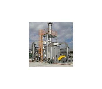 Catalytic Recuperative Oxidizer-3