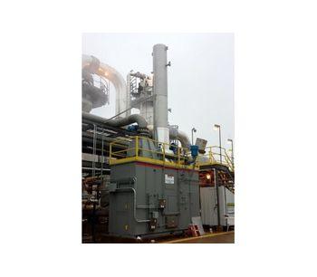 Anguil - Model CATOX - Catalytic Recuperative Oxidizer