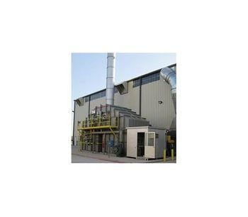 Thermal Recuperative Oxidizer-3