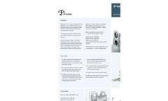 VF3 DN150 3P Volume Filter Special Set Datasheet