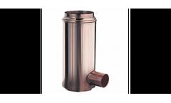 3P Downpipe Filter