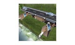 Hydrofilter Gulley - Model Typ E - Street Gully Filter