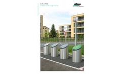Erhan - Underground Waste Container Brochure