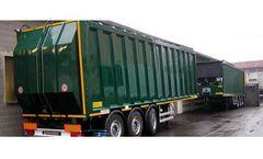 Erhan - Model 52 m3 - Waste Transfer Semitrailer
