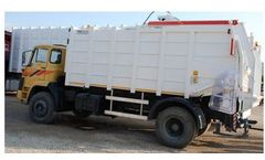 Erhan - Monovolume Top Loading Waste Truck
