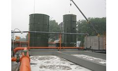 AWWA D-103 criterion Water and Wastewater Storage Tank