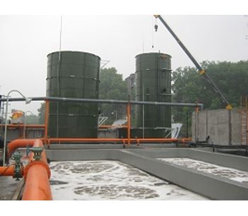 AWWA D-103 criterion Water and Wastewater Storage Tank - Environmental - Environmental Management