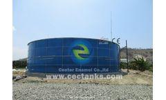 CEC Tanks - Anti Corrosion Glass Fused Steel Tanks