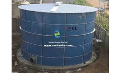CEC Tanks - Removable Industrial Effluent Tanks for Waste Water / Sewage Treatment