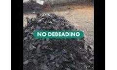 Think tyre shredding is a headache? - Video