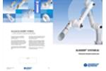 Model 63 - Chemical Resistant Suction Arm Brochure