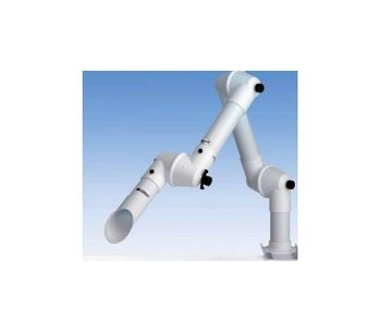 Alsident - Model 63 - Chemical Resistant Suction Arm
