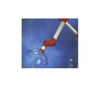 Alsident - Model 75 - Easily Positioned All-Round Fume Extraction Arm