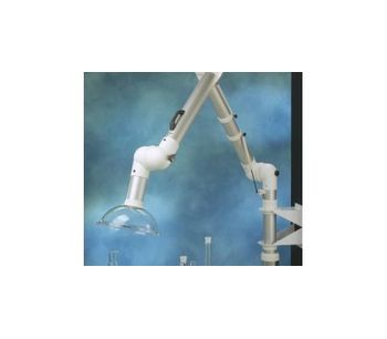 Model 100 - Powerful Fume Extraction Arm