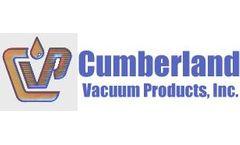 Model CVP-153/154 - Mechanical Vacuum Fluid Pump