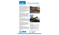 RemBind - Adsorbent for PFAS Soil Remediation Brochure