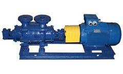 Model SD - Horizontal Multistage Pump