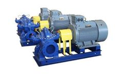 Model NDS - Horizontal Single Stage Pump