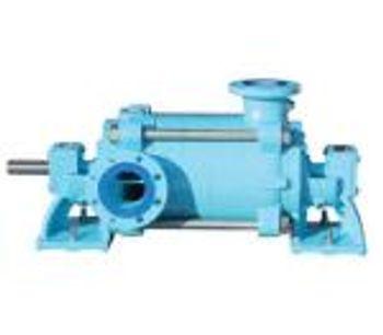 Model SADU - Centrifugal Multistage Pumps with Horizontal Axle