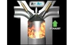 UltraBurn Combustion Catalyst System: How it Works Video