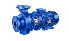 Water attraction pumps - Normblock