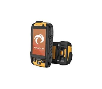 Airacom - Model Innovation 1.0 - Ultra Rugged Industrial Mobile Phone for Hazardous Areas