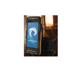 Airacom - Model Ruggear RG 600 - Ultra Rugged Device for Hazardous Areas