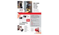 RTI - Model DD-1000 - Digital Slurry Density Meter Brochure