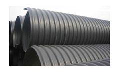 Kuzeyboru - HDPE Corrugated Spiral Pipes