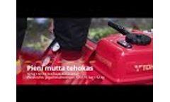 Tohatsu V20FS 2018 Video