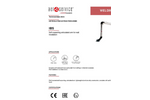 AER - Model IBS - Classic Suction Arm - Brochure
