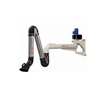 AER - Model IBSP - IBSPV - Articulated Suction Arm