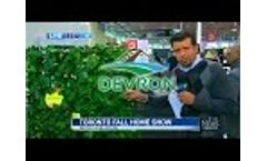 Fall Home Show - CTV News - Green Living Fences by Devron Sales Ltd. Video