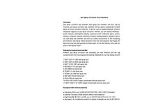 Salt Spray Corrosion Test Chambers