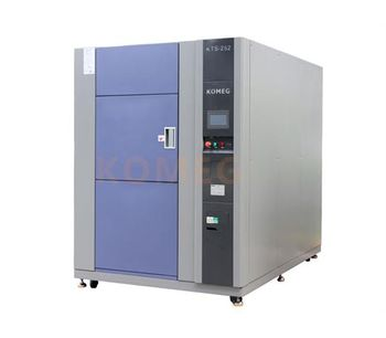 KOMEG - Model KTS-A Series - Two-zone or three-zone capability Thermal Shock Test Chamber