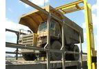 Steel Scrap Radiation Detection System
