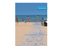Beachrings2 - Portable, Reusable, Temporary Boardwalk & Access Mat System - Brochure