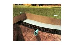 Draincore2 - Subsurface Conveyance & Greenroof Drainage Layer
