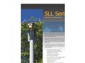 Model SLL Series - Urban Solar LED Lighting Brochure
