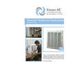 Air Impurities - Model S-984-1 - Clean Air Station Brochure