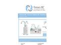 Air Impurities - Model S-981-2B - Bench Top Fume Extractor Brochure